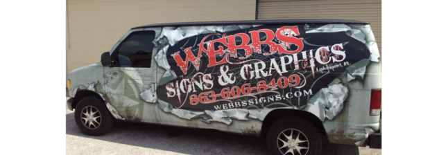 Webb's Signs and Graphics