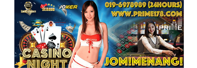 Prime178 The Best Online Casino Malaysia