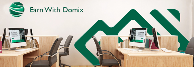 Earn With Domix Limited